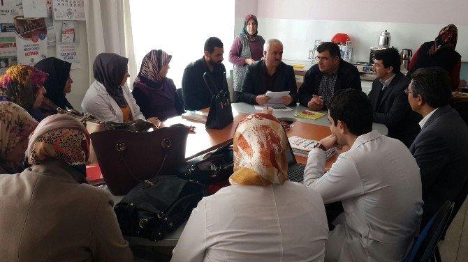 Pts Sınavında Antalya İl Birincileri Korkuteli'den