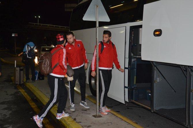 Mersin İdmanyurdu, Beşiktaş maçı için İstanbul'da
