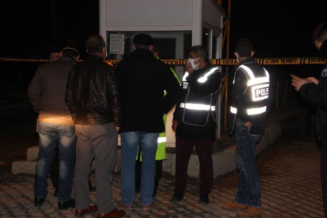 Çankırı'da zehirlenme vakasının yaşandığı sanayide vardiyalar iptal edildi