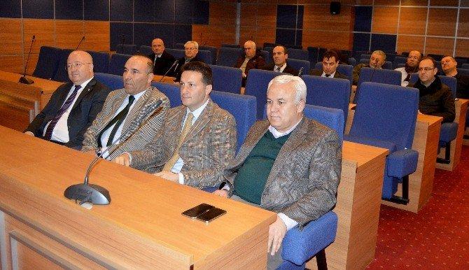 Muğlaspor'da Geniş Katılımlı İstişare Toplantısı