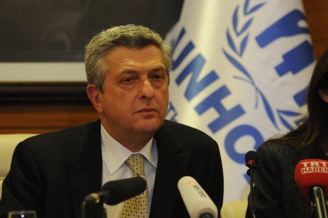 Filippo Grandi: Türkiye'de sınırların açık olmasından dolayı çok etkilendim