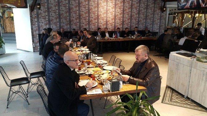 MÜSİAD Dost Meclisi'nde Buluştu