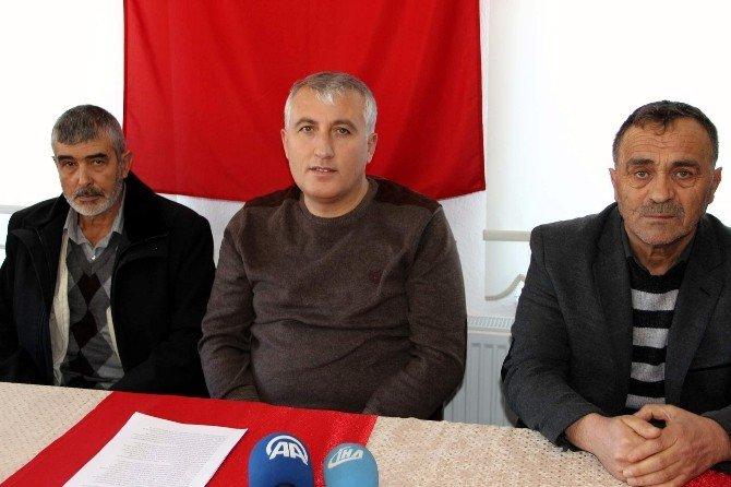 Nevşehir Vatan Şehitleri Ve Gazileri Derneği Başkanı Ramazan Çiftçi: