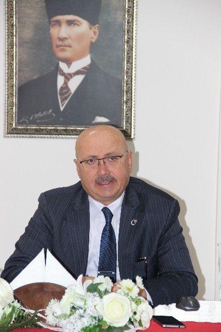 Başkan Samur, Çalışmalarını Değerlendirdi