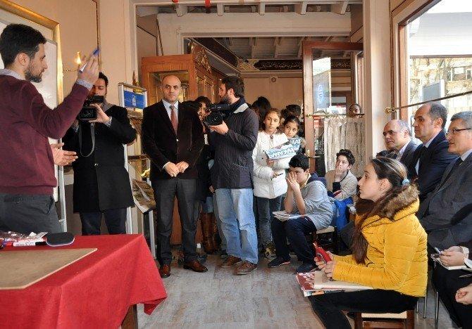 Grafik Ustası Aycı'nın 40 Yıllık Birikimi Pendik'te Sergileniyor