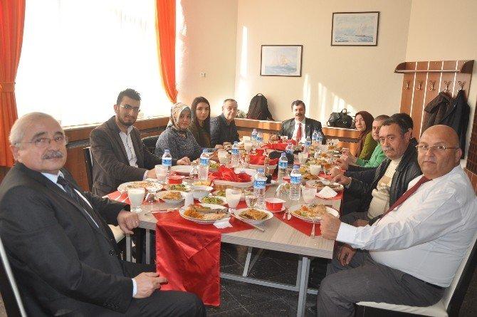 TEİAŞ Somalı Gazetecileri Ağırladı