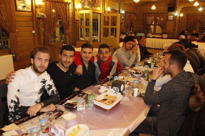 Sivas Belediyespor Moral Yemeğinde Buluştu