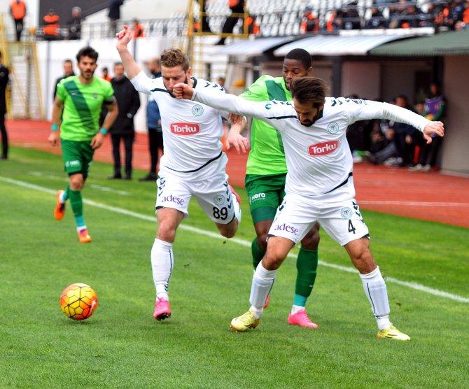 Akhisar Belediyespor: 0 - Torku Konyaspor: 2