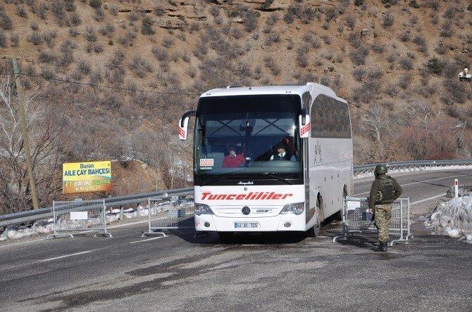 Tunceli'de Büyük Kış Operasyonu