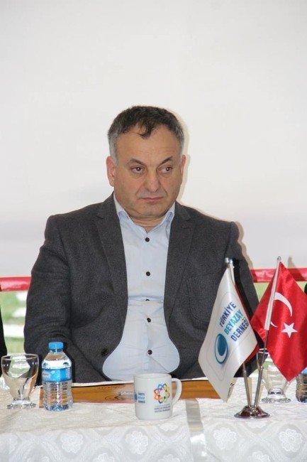 Türkiye Beyazay Derneği Bölge Başkanları Toplantısı Sakarya'da Gerçekleşti