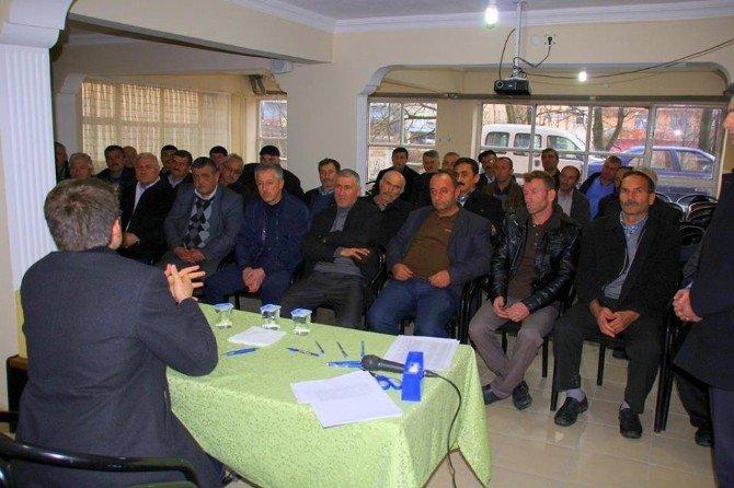 Yığılca'da SYDV'de Görev Yapacak Muhtarlar Belirlendi