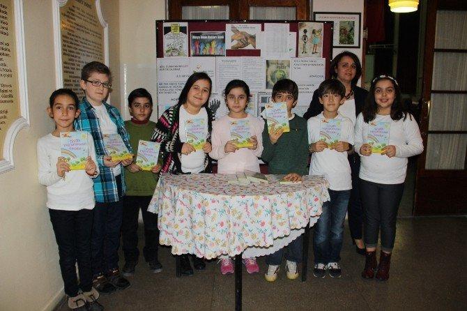 Minikler Şiirlerini Lösemili Çocuklar İçin Okudu