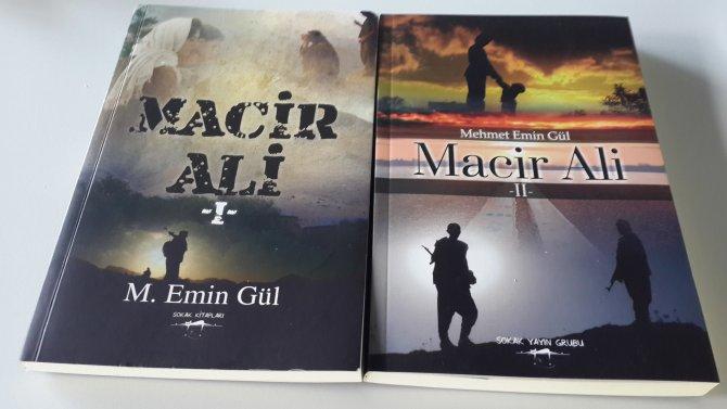 Cezaevinde okuryazar oldu, şimdi iki romanı var, üçüncüsü yolda