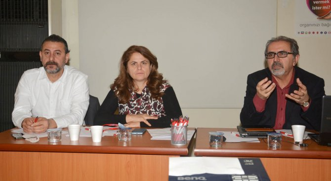 GİTO'dan akademisyenlere destek: Sadece hukukun değil sözün de bittiği yerdeyiz