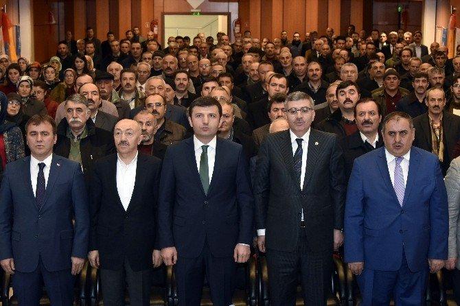AK Parti Gümüşhane İl Danışma Meclisi Toplantısı