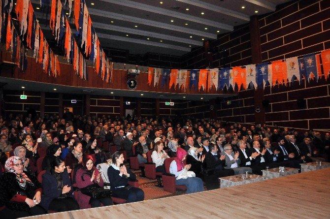 AK Parti Akşehir 51. Danışma Meclisi Gerçekleştirildi