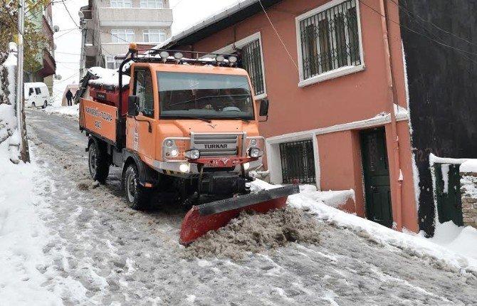 Beyoğlu Belediyesi, Karla Mücadeleye Hazır