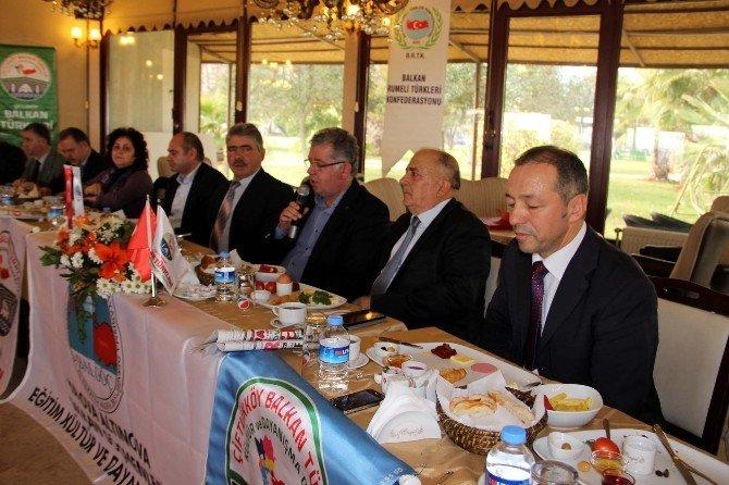 Balkan Rumeli Türkleri Konfederasyonundan Höh'e Sert Tepki
