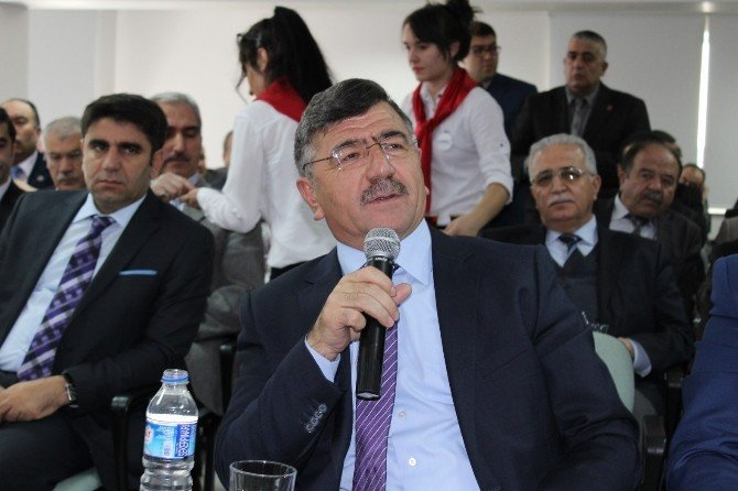 """Başkan Akdoğan'dan """"Şekerpınarı"""" Önerisi"""