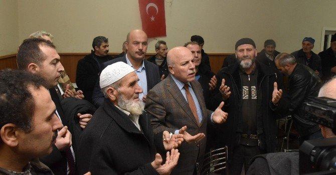 Başkan Sekmen, Köy Sohbetlerinde