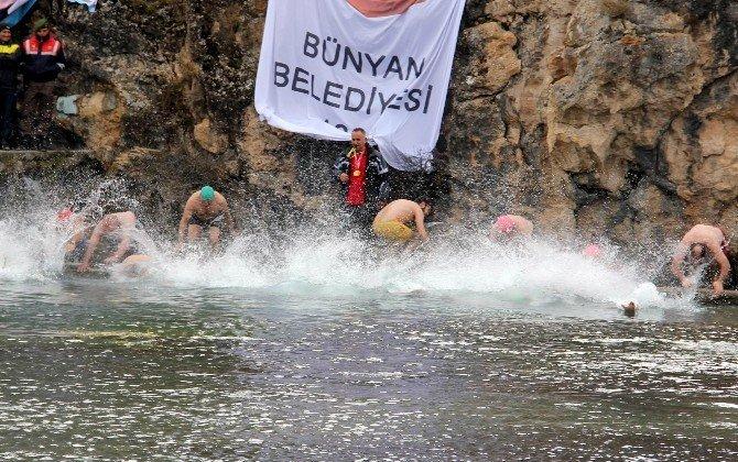 Eksi 6 Derecede Yüzme Yarışması