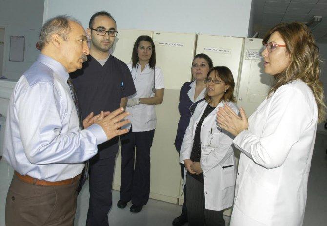 UÜ Tıp Fakültesi 'inme ünitesi' açtı