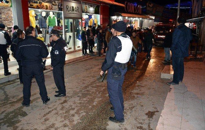 Bursa'da 'Tente' Gerginliği