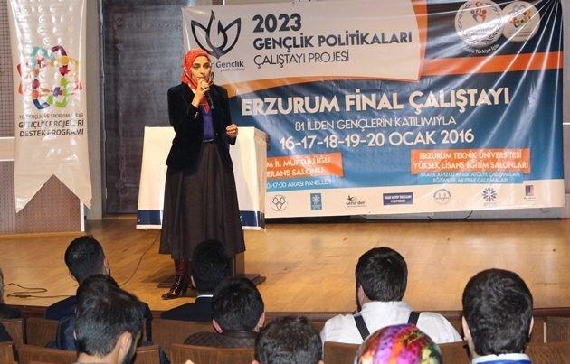 2023 Türkiye'si Erzurum'da Şekilleniyor