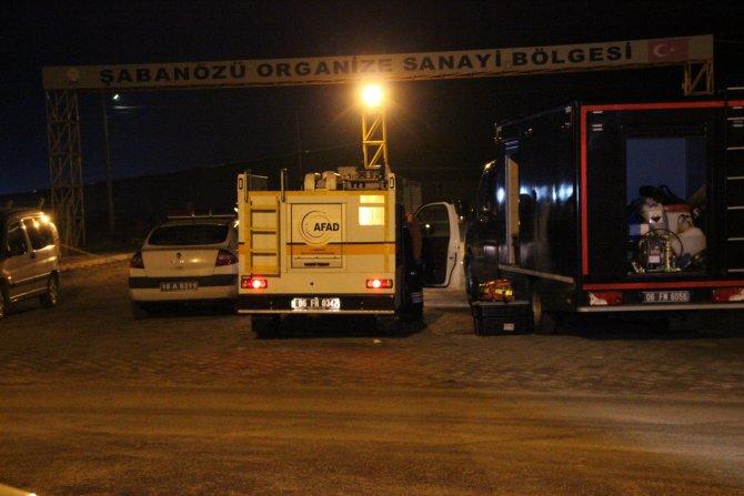 Çankırı'da 100 işçinin zehirlenmesinin sebebi ortaya çıktı