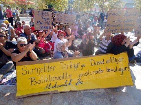 Kılıçdaroğlu'nun Araya Girmesiyle Yıkımı Durdurulan Evler Yıkılacak