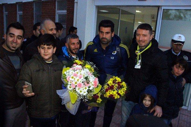 Fenerbahçeli Taraftarlardan Selfie Çılgınlığı