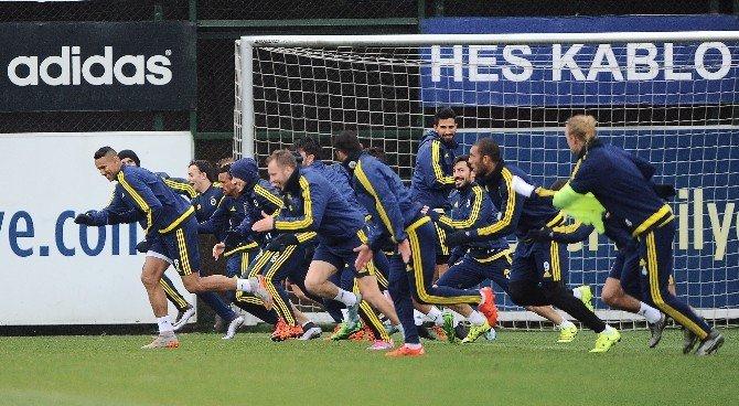 Fenerbahçe, Eskişehirspor Maçı Hazırlıklarını Tamamladı