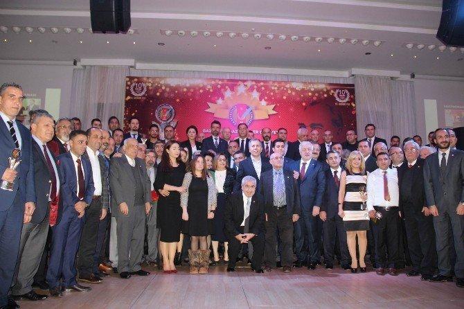 2015 Basın Ödülleri Sahiplerini Buldu