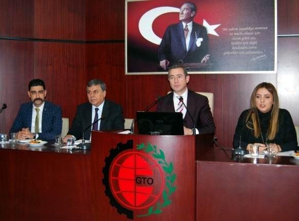 Suriyeli Firmalar GTO'da Bir Araya Geldi