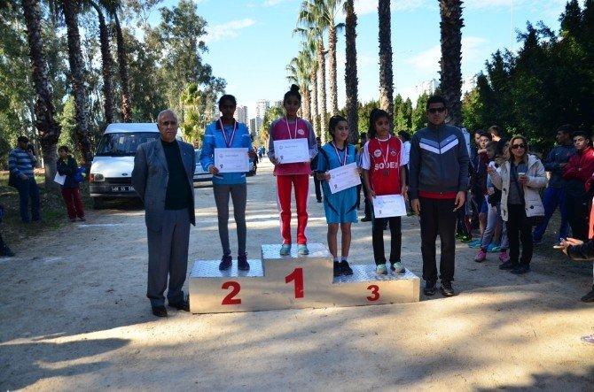 Okullararası Kros Grup Müsabakası Adana'da Tamamlandı