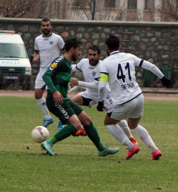 Fethiyespor 3 Puanı 3 Golle Aldı