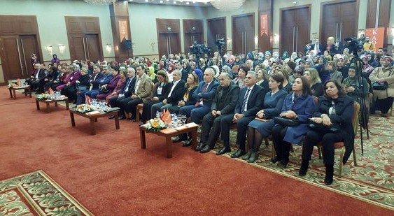 """""""Kadın Akademi Ve Liderlik Çalıştayı Başladı"""