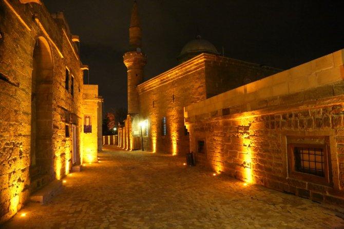 Kayseri'de tarihi eserlerin restorasyonu için 36 milyon lira harcandı