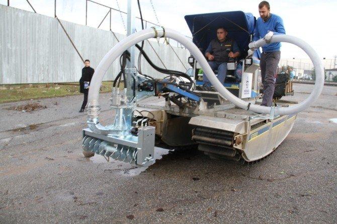 Amfibik Araçlara Yeni Ekipmanlar