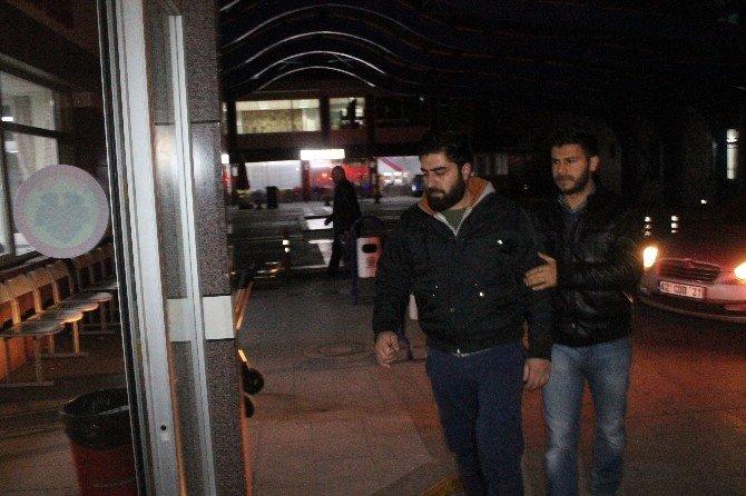 IŞİD Örgütü Zanlıları Sağlık Kontrolünden Geçirildi