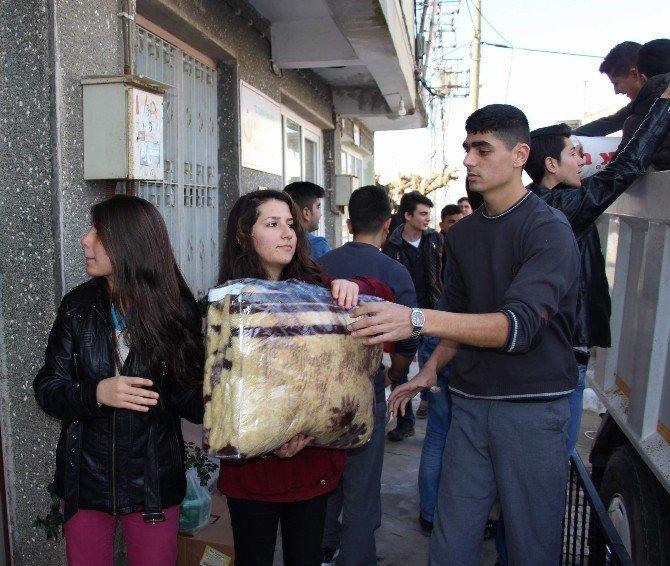 Gençler Bayır-bucak Türkmenleri İçin Harekete Geçti