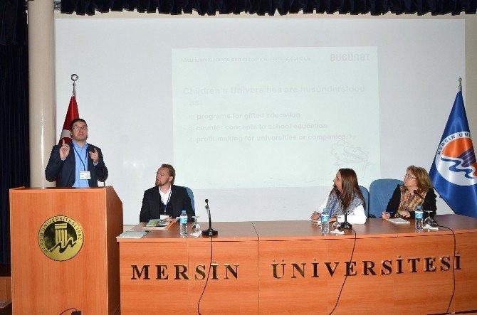 MEÜ'de 'Türkiye Çocuk Üniversiteleri Çalıştayı'