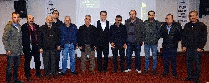 Karadeniz'de Bir İlk, Site Çalışanlarına Ek Gelir