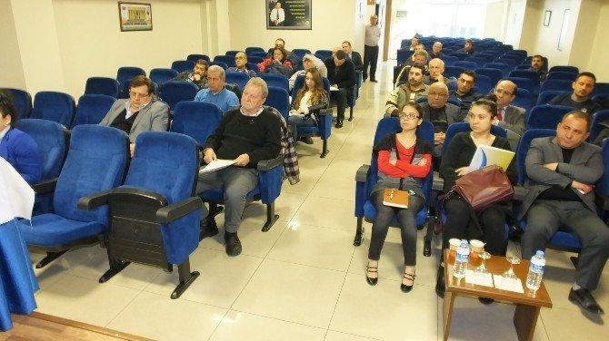 Burhaniye'de TÜBİTAK Teşvikleri Anlatıldı