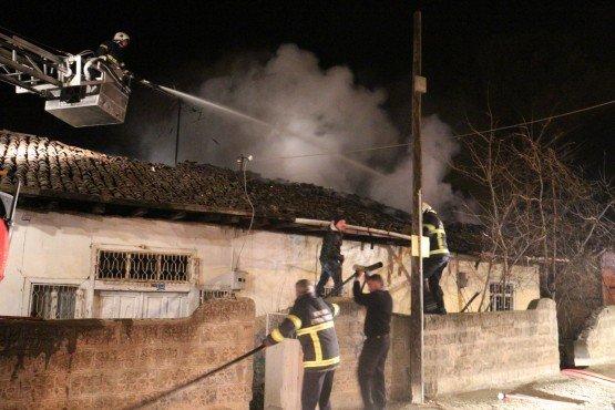 Tokat'ın Erbaa ilçesinde 8 günde 3 yangın meydana geldi