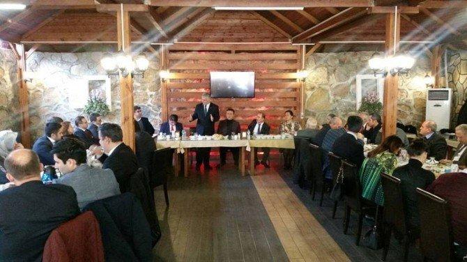 Çayırova'da İmar Toplantısı Yapıldı