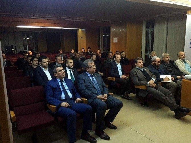 Aydın TÜMSİAD E-tebligat Konferansı Düzenledi