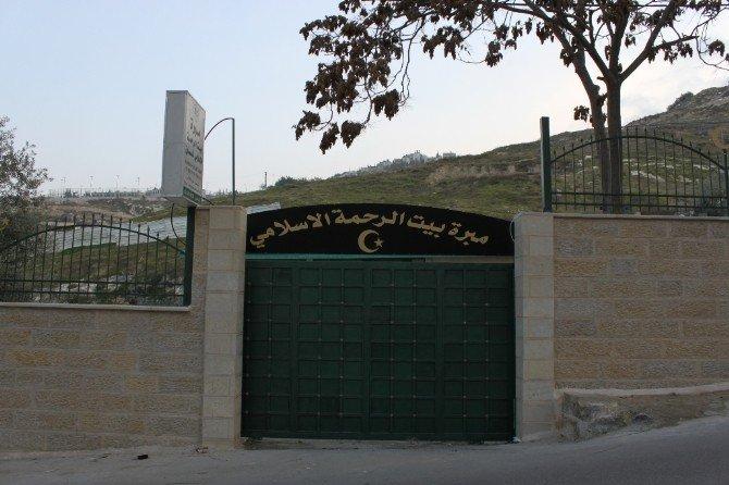TİKA, Kudüs'ün TEK Huzurevini Yeniledi