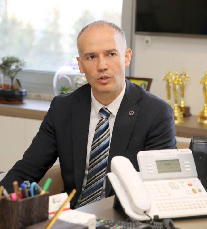 Nilüfer Belediyesi Jimnastik Salonu'na Federasyon'dan tam not