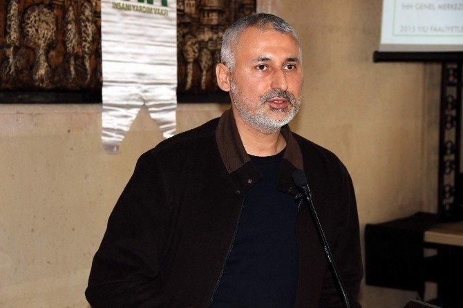Nevşehir İHH Okul Müdürleri İle Kahvaltıda Bir Araya Geldi